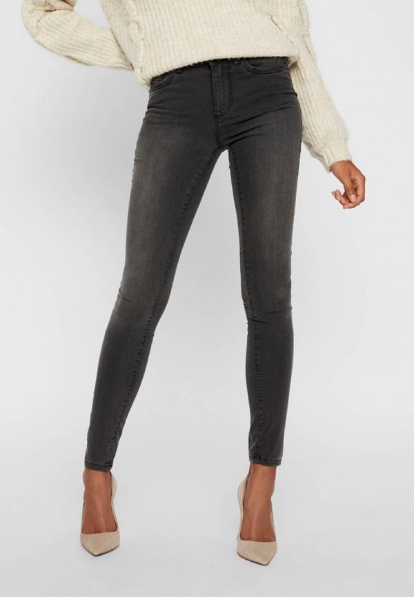 женские джинсы vero moda, серые