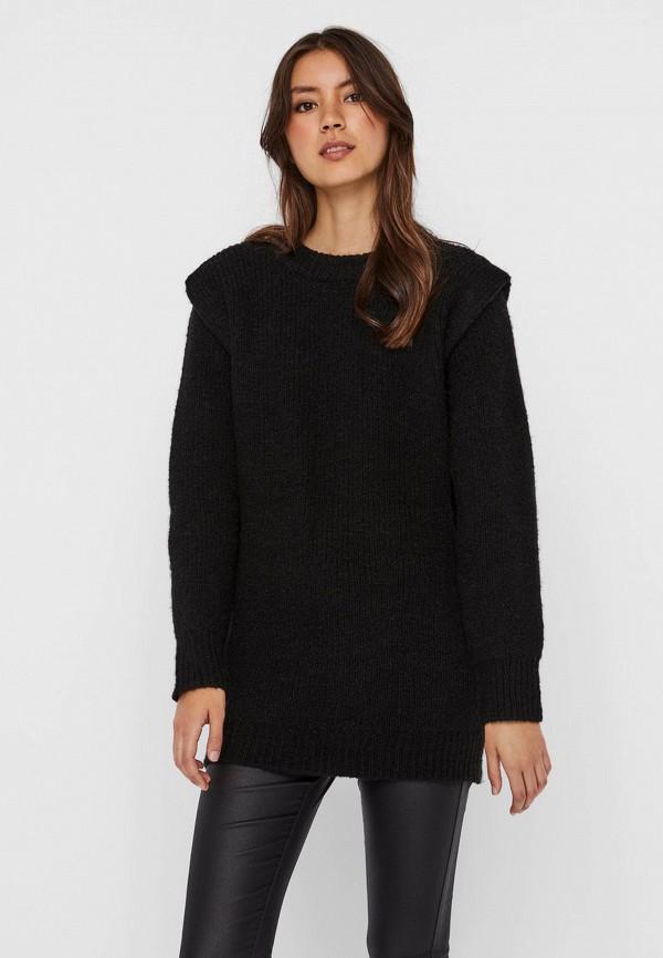 женская туника vero moda, черная
