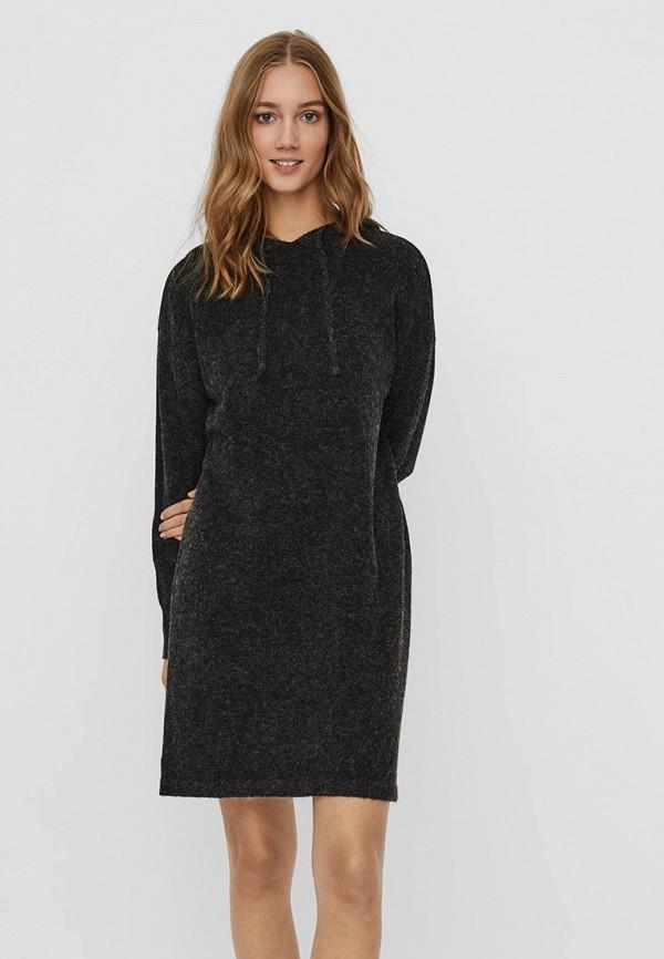 женское платье vero moda, черное