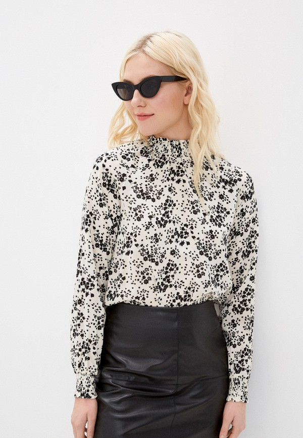 женская блузка vero moda, белая