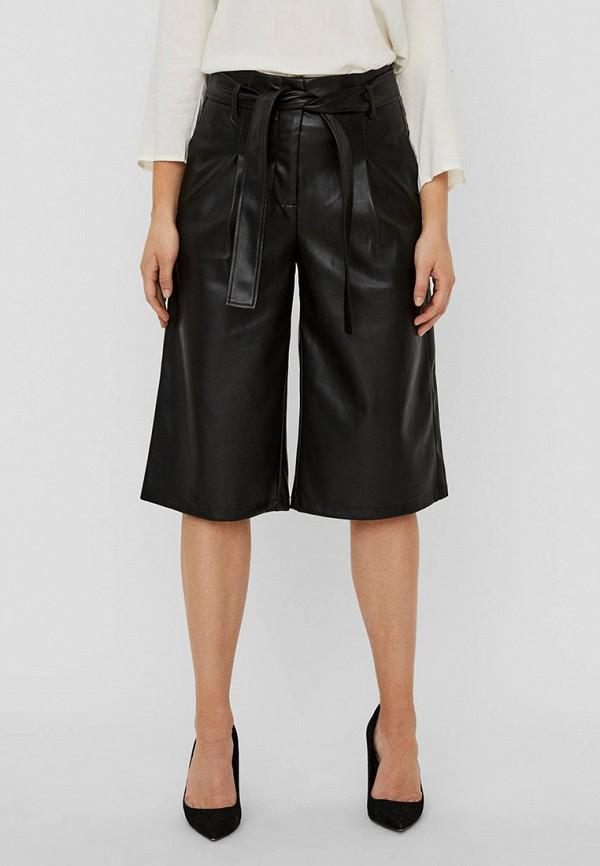 женские бриджи vero moda, черные