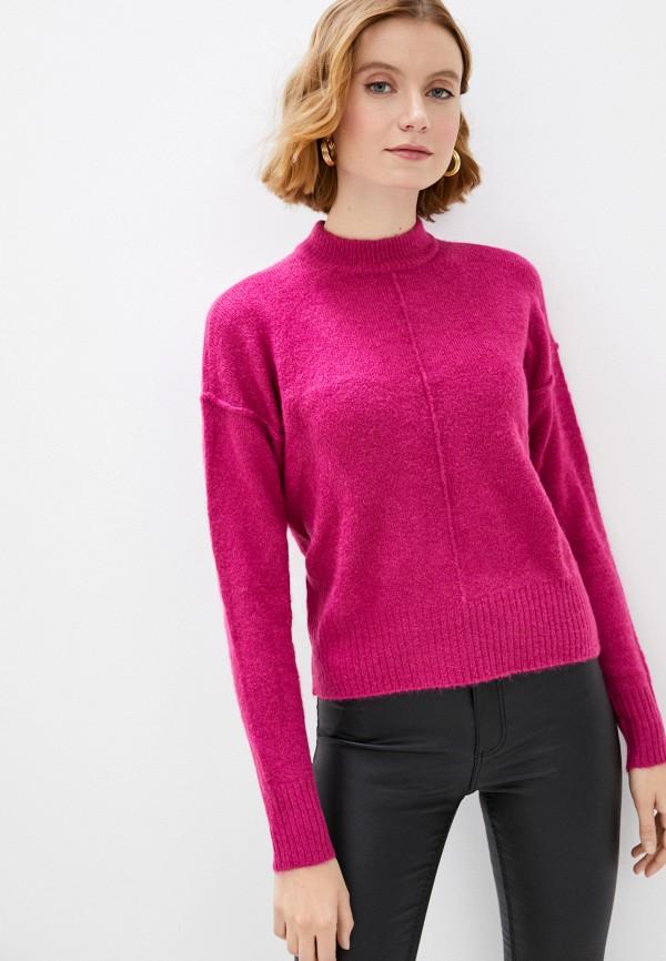 женский джемпер vero moda, розовый