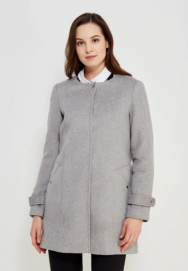 Пальто Vero Moda Vero Moda VE389EWUJY38 пальто vero moda vero moda ve389ewxag00