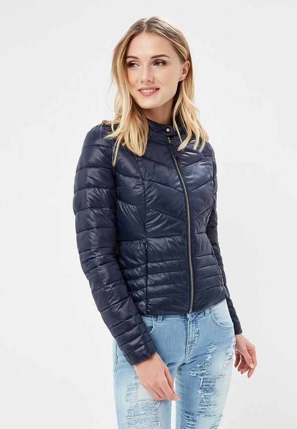 Купить Куртка утепленная Vero Moda, ve389ewzkt11, синий, Весна-лето 2018