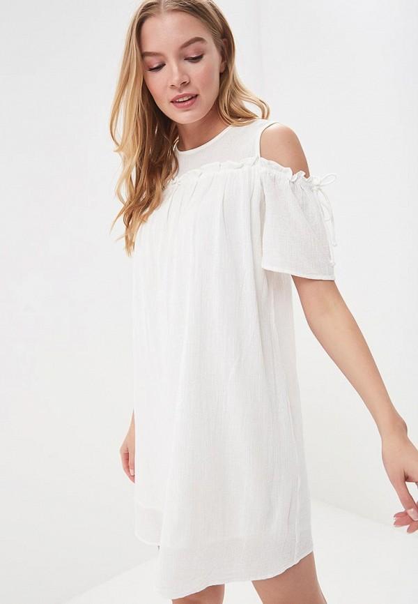 Купить Платье Vero Moda, VE389EWZKT49, белый, Весна-лето 2018