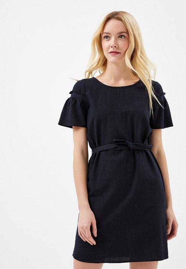 Купить Платье Vero Moda, VE389EWZKT54, синий, Весна-лето 2018