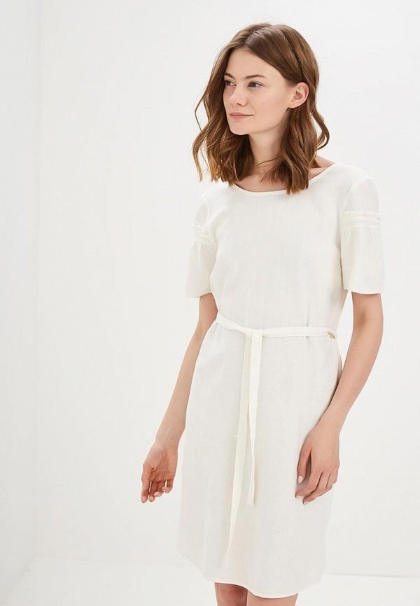 Купить Платье Vero Moda, VE389EWZKT55, белый, Весна-лето 2018