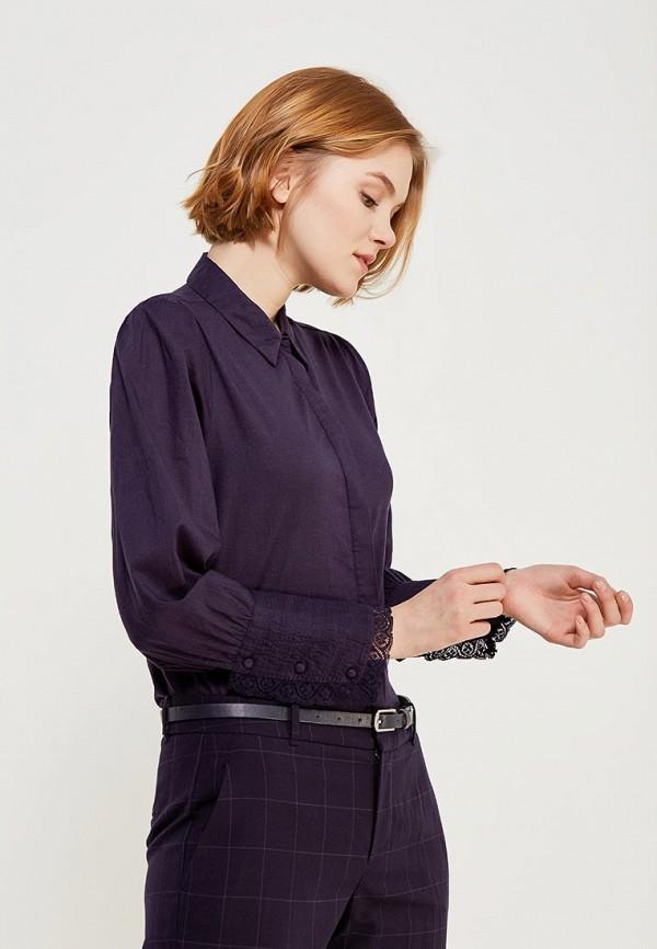 Купить Рубашка Vero Moda, VE389EWZKT93, синий, Весна-лето 2018