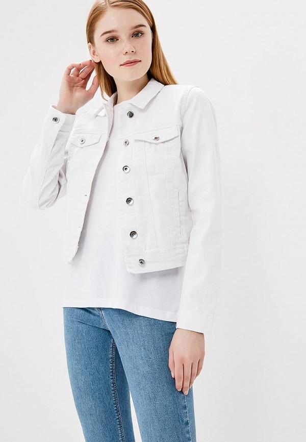 Куртка джинсовая Vero Moda Vero Moda VE389EWZKU02 куртка vero moda 10191226 black