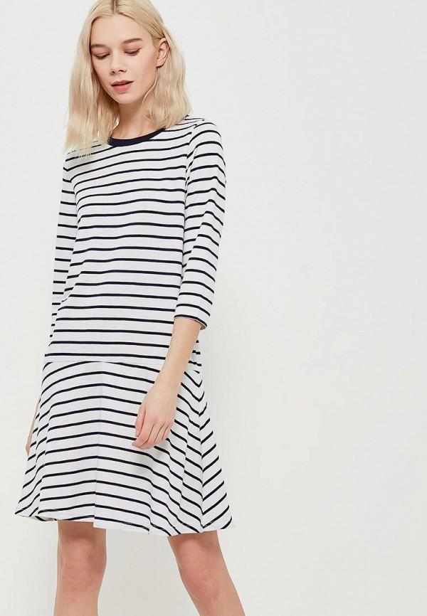 Купить Платье Vero Moda, VE389EWZKU16, белый, Весна-лето 2018