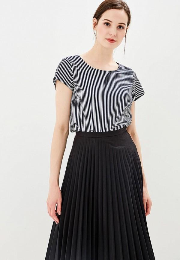 Купить Блуза Vero Moda, VE389EWZKU43, синий, Весна-лето 2018