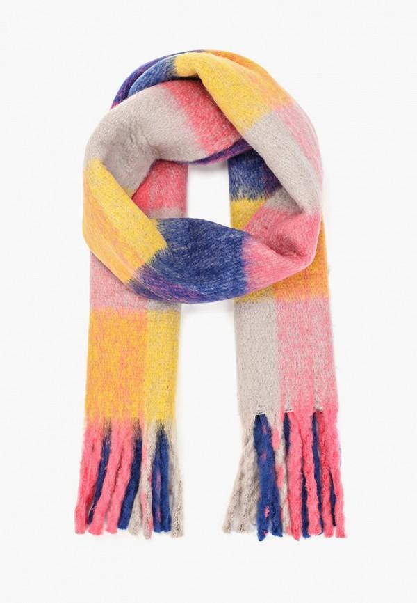 женский шарф vero moda, разноцветный