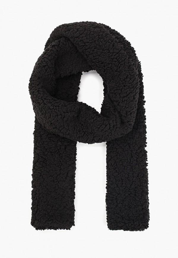 женский шарф vero moda, черный