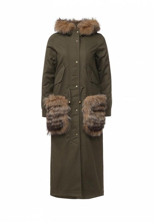 Куртка утепленная V&Florence V&Florence VF001EWLUX58