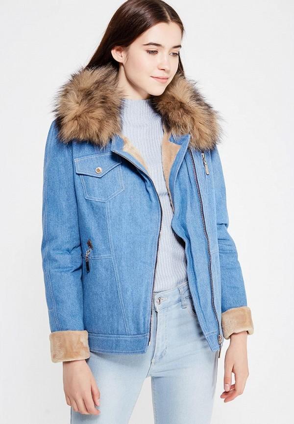 Куртка утепленная V&Florence V&Florence VF001EWVFF83 ligabue florence