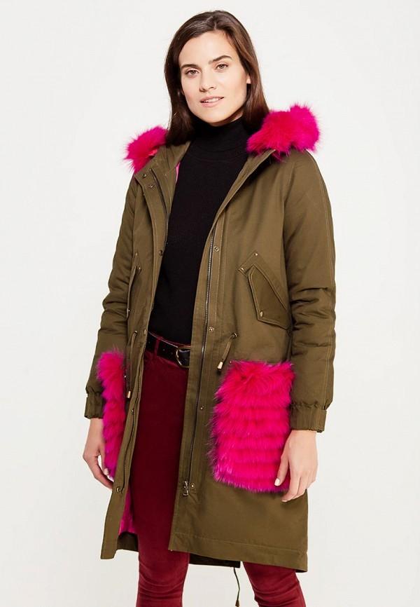 Парка V&Florence V&Florence VF001EWVFG00 термобелье bare ct200 polarwear extreme