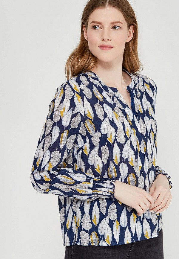 Блуза Vis-a-Vis Vis-a-Vis VI003EWAPOW3 блуза vis a vis vis a vis vi003ewapow1