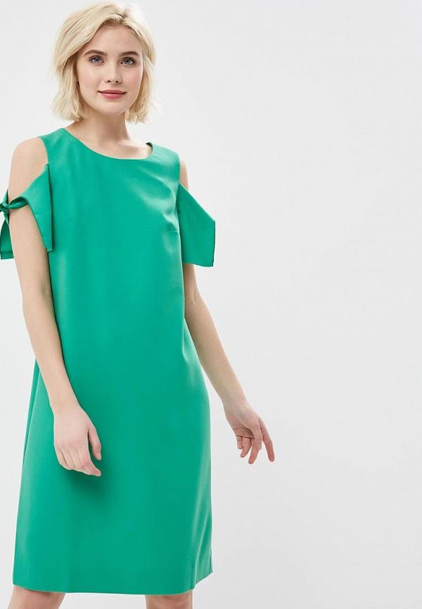 Купить Платье Vis-a-Vis, vi003ewazyj0, зеленый, Весна-лето 2018