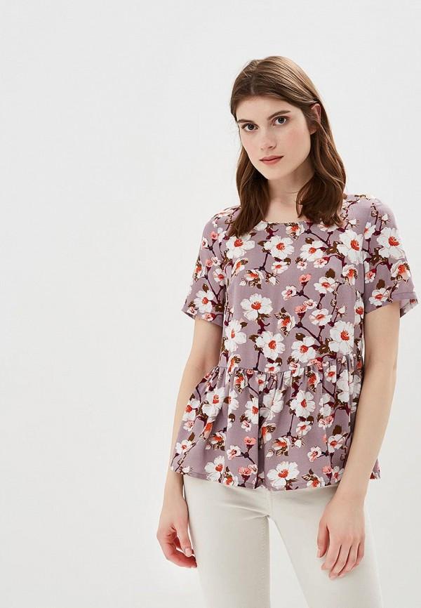 Купить Блуза Vis-a-Vis, vi003ewazyo6, розовый, Весна-лето 2018