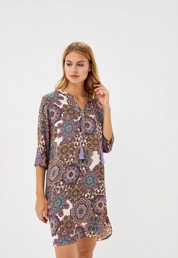Платье домашнее Vis-a-Vis Vis-a-Vis VI003EWCHZP5 vis a vis домашнее платье ldr2082