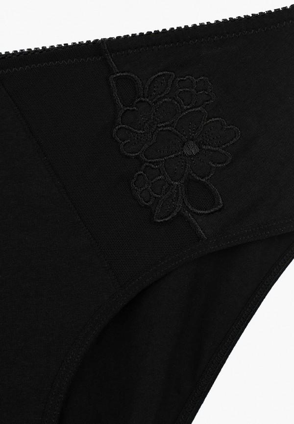 Фото 3 - женские трусы Vis-a-Vis черного цвета
