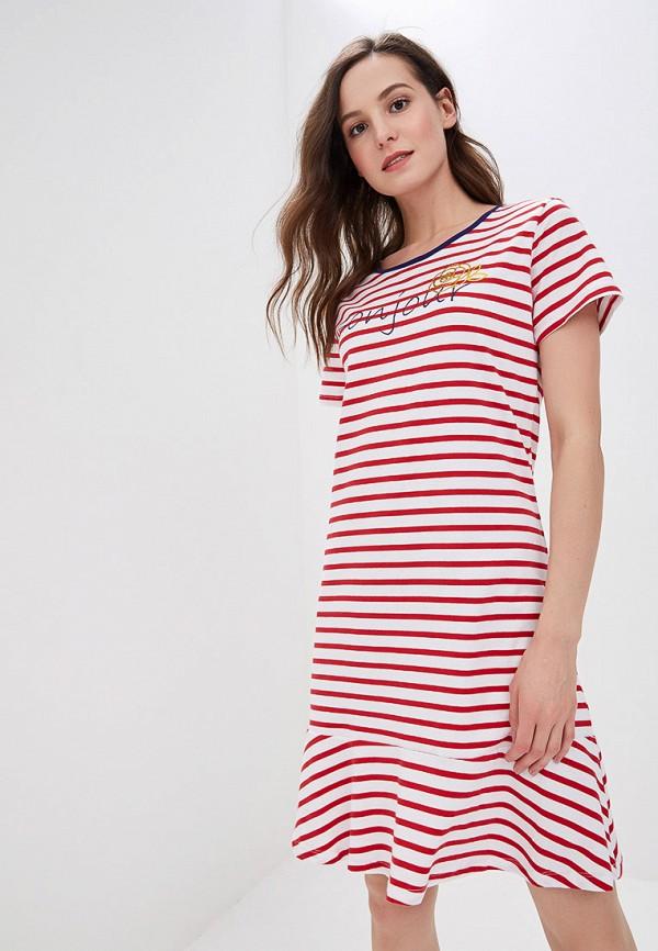 женское платье vis-a-vis, красное