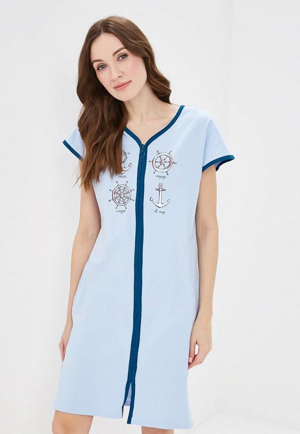 Платье домашнее Vis-a-Vis Vis-a-Vis VI003EWEFGN7 vis a vis vis a vis vi003ewius46