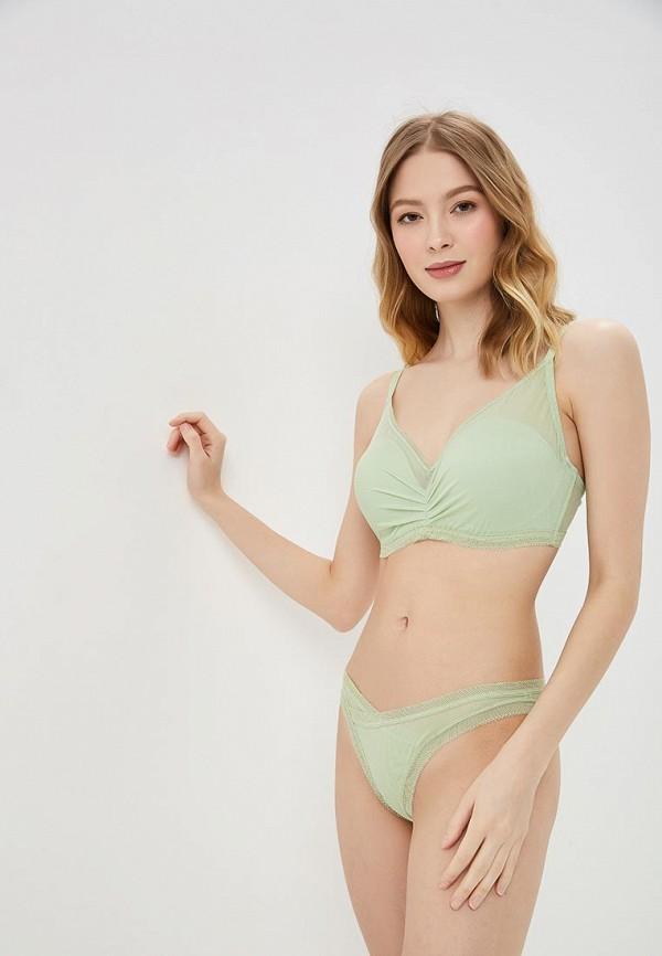 женский бюстгальтер push-up vis-a-vis, зеленый