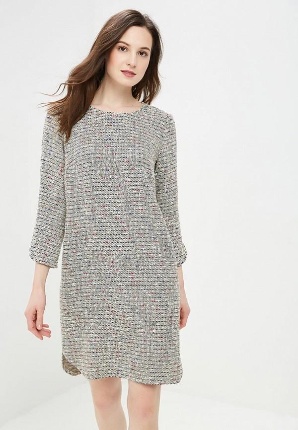 женское повседневные платье vis-a-vis, серое