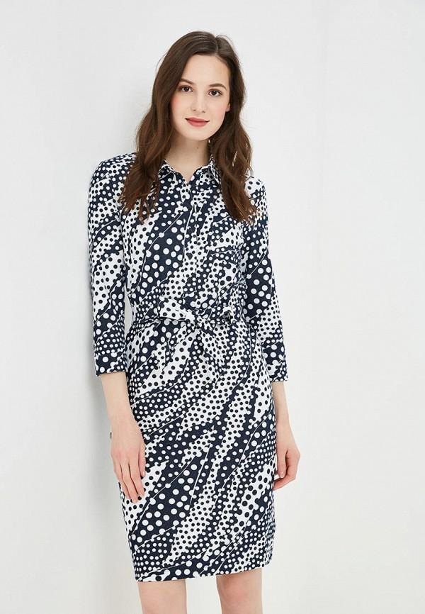 женское платье vis-a-vis, синее
