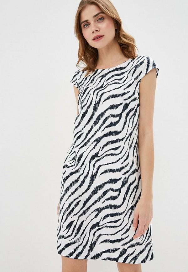 женское повседневные платье vis-a-vis, белое