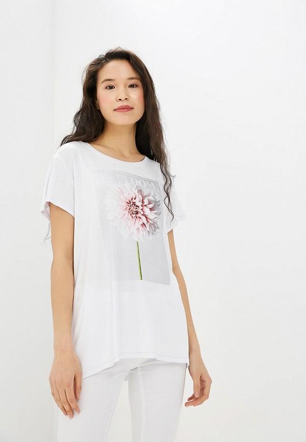 женская футболка vis-a-vis, белая
