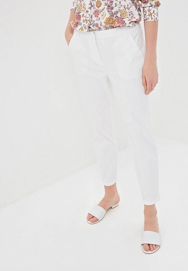 женские повседневные брюки vis-a-vis, белые