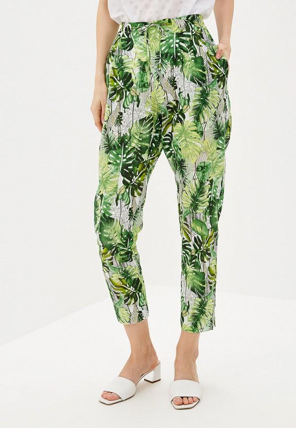 женские брюки vis-a-vis, зеленые