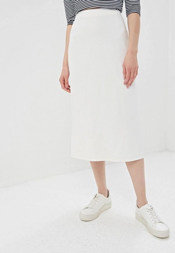 женская прямые юбка vis-a-vis, белая