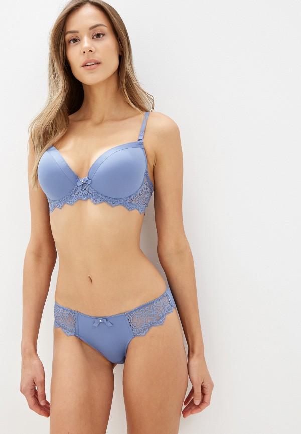 женские трусы-слипы vis-a-vis, голубые