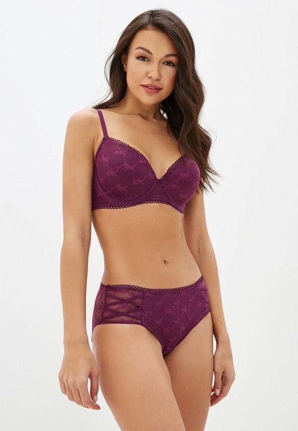 женские трусы-слипы vis-a-vis, фиолетовые
