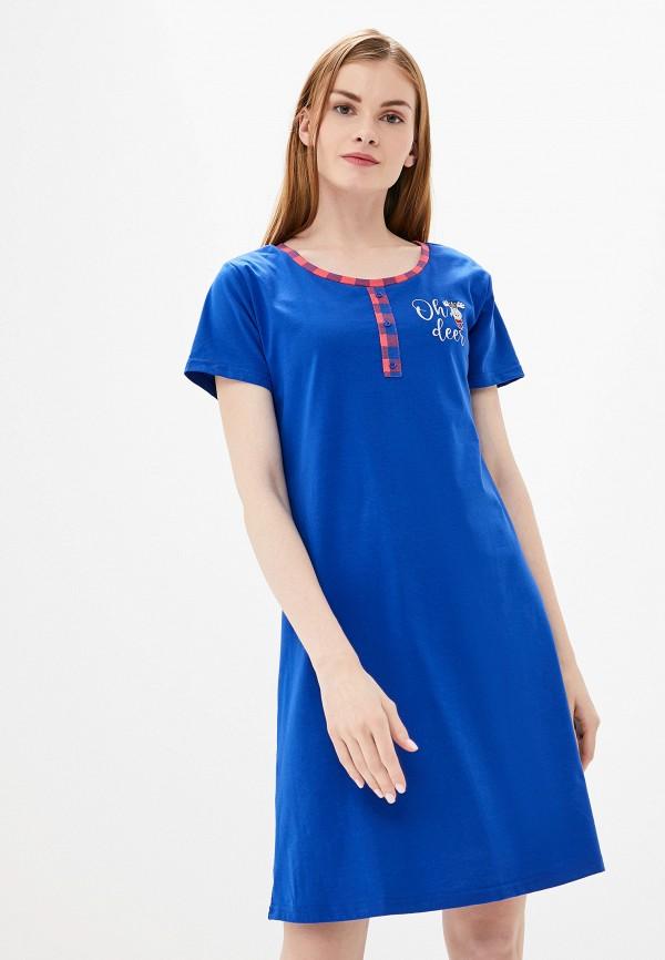 женское джинсовые платье vis-a-vis, синее