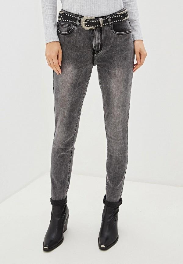 женские джинсы vis-a-vis, серые