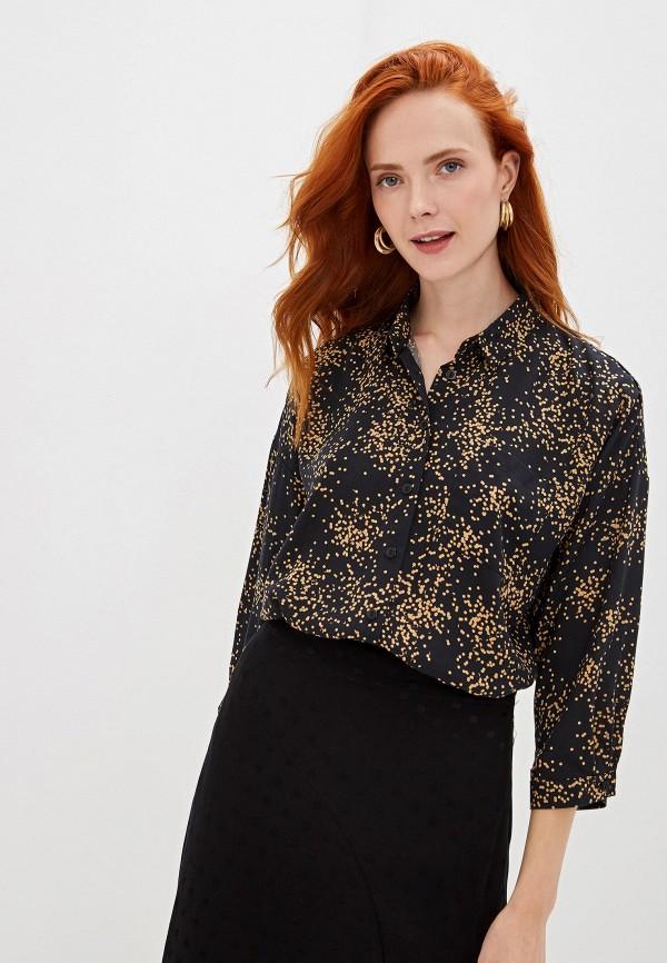 женская блузка vis-a-vis, черная