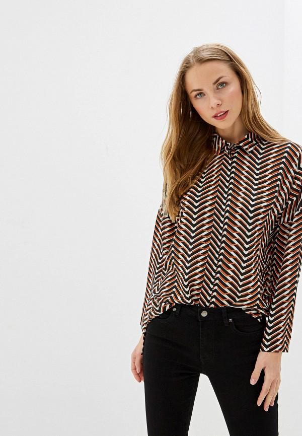 женская блузка vis-a-vis, разноцветная