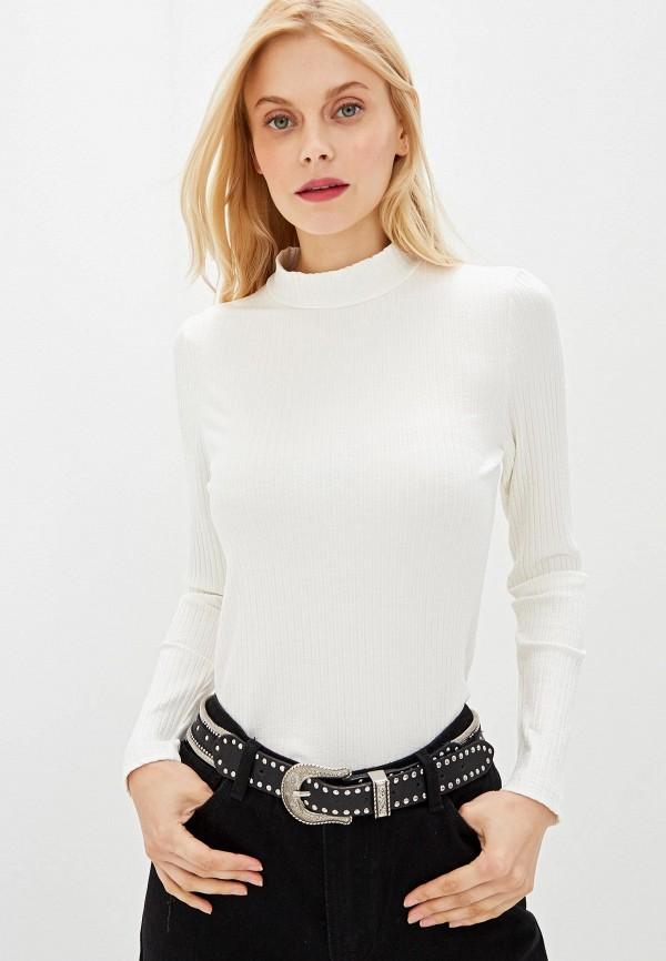 женская водолазка vis-a-vis, белая