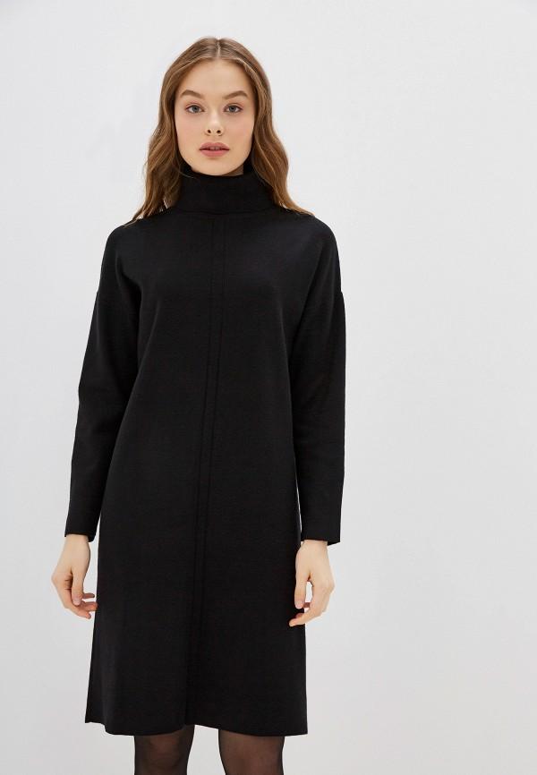 женское платье vis-a-vis, черное