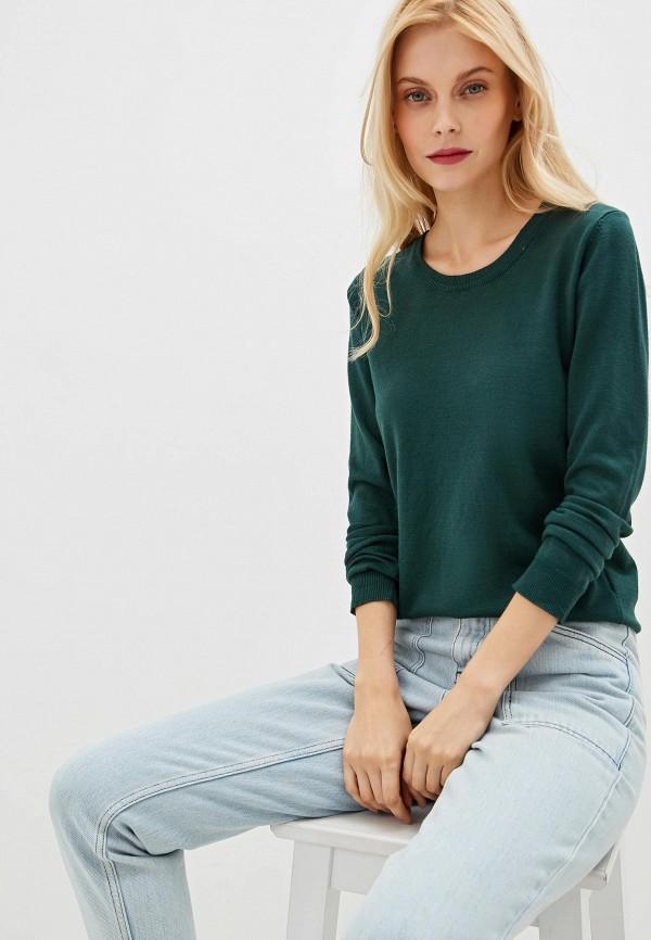 женский джемпер vis-a-vis, зеленый