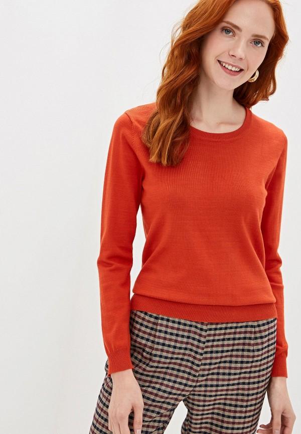 женский джемпер vis-a-vis, оранжевый