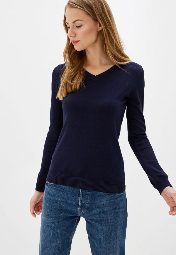 женский пуловер vis-a-vis, синий