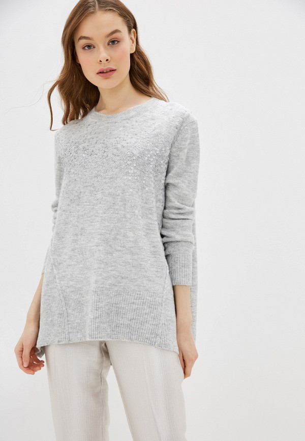женский джемпер vis-a-vis, серый