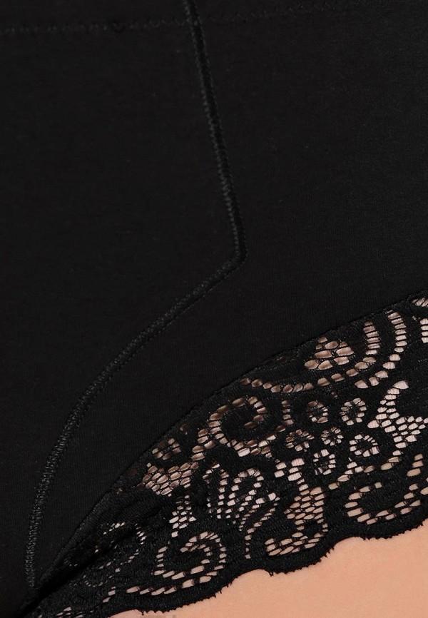Фото 15 - Белье корректирующее Vis-a-Vis черного цвета