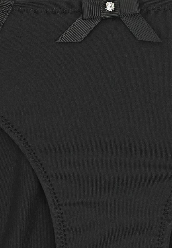 Фото 15 - женские трусы Vis-a-Vis черного цвета
