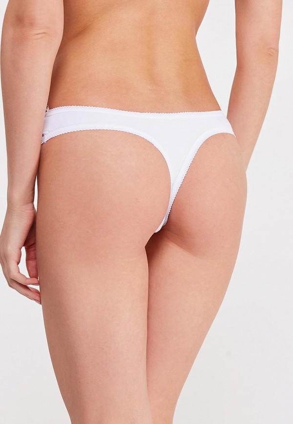 Фото 2 - женские трусы Vis-a-Vis белого цвета